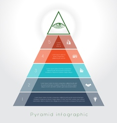Piramid 5 vector