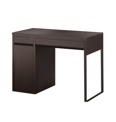 wood desk - table eps 10 vector image