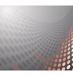 Abstract modern black vector image