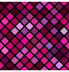 Abstract rhomb background vector