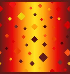 Glowing diamond pattern seamless vector