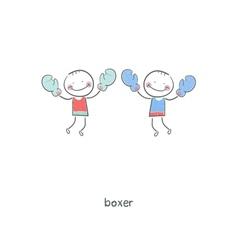 Boxers vector
