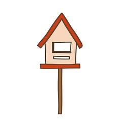 A mail Box vector