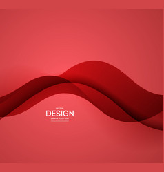 Red template abstract background vector