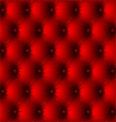 seamless leather upholstery vector image