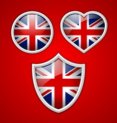 British icons vector