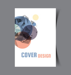 cover design template17 vector image