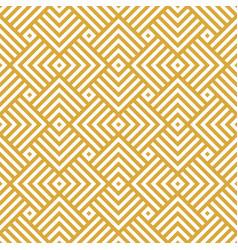 Golden background seamless geometric vector