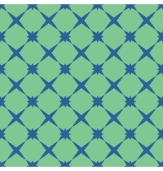 Star blue pastel seamless pattern vector