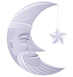 Moon vector