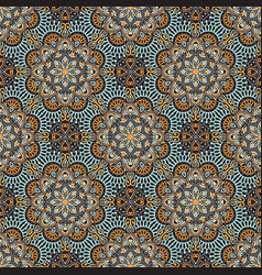 Seamless pattern tile vector
