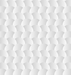 White background seamless pattern with paper vector image vector image
