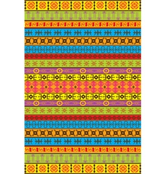 african patterns vector image