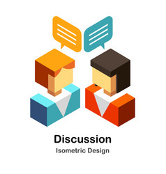 Discussion isometric vector