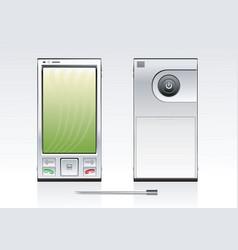 smartlphone realistic vector image