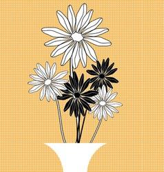 vase vector image vector image