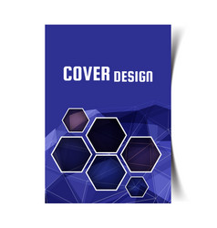 cover design template4 vector image