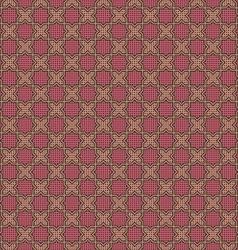 Designer Grille oriental style vector image