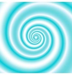 Sea wave twirl vector