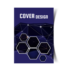 Cover design template5 vector