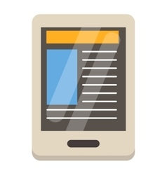 EBook vector image
