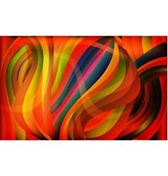 Abstract bright waved background texture vector
