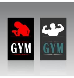 Fitness a card vector