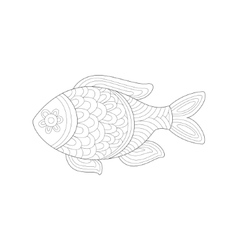 Small Salt Water Tropical Fish Sea Underwater vector