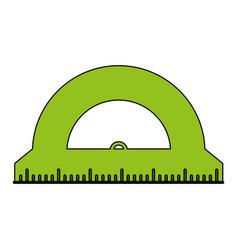 school supply icon image vector image