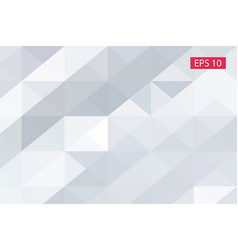 abstract background from polygons vector image vector image