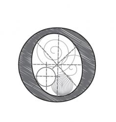 o vector image