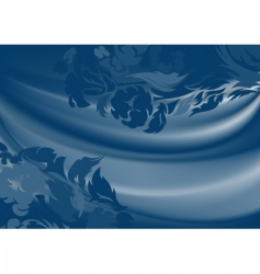 dark blue abstract soft backgr vector image vector image