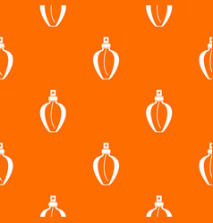 Parfume bottle pattern seamless vector