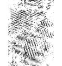 Retro linear grunge texture concept vector