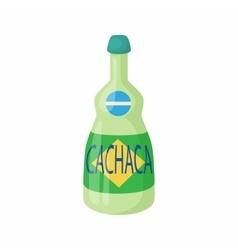 Cachaca icon cartoon style vector image