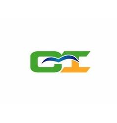 Ci logo vector