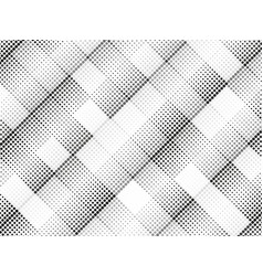 gray halftone dotted texture pattern vector image