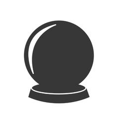 Sphere future magic mistery icon graphic vector