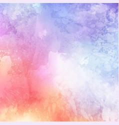 watercolour texture vector image