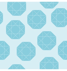 geometric seamless texture vector image