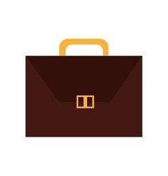executive briefcase accessory vector image
