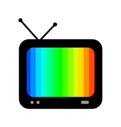 Television design vector