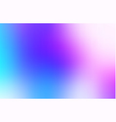 Soft color abstract gradient blurred background vector