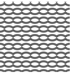 Wave geometric seamless pattern 109 vector