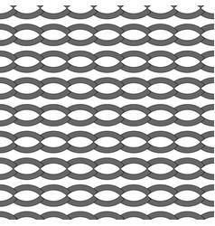 wave geometric seamless pattern 109 vector image