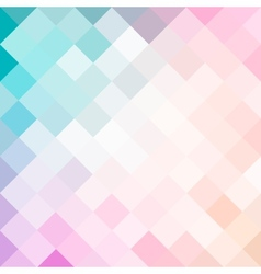 Mosaic colorful pattern vector