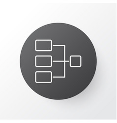 Connection network icon symbol premium quality vector