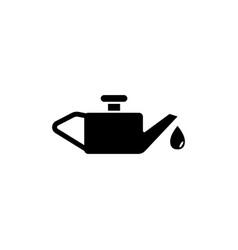 engine oil icon vector image
