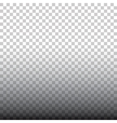 Imitation of transparent background vector