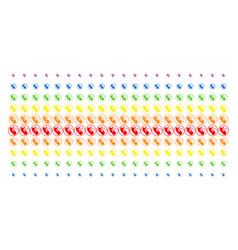 Prenatal shape halftone spectral array vector
